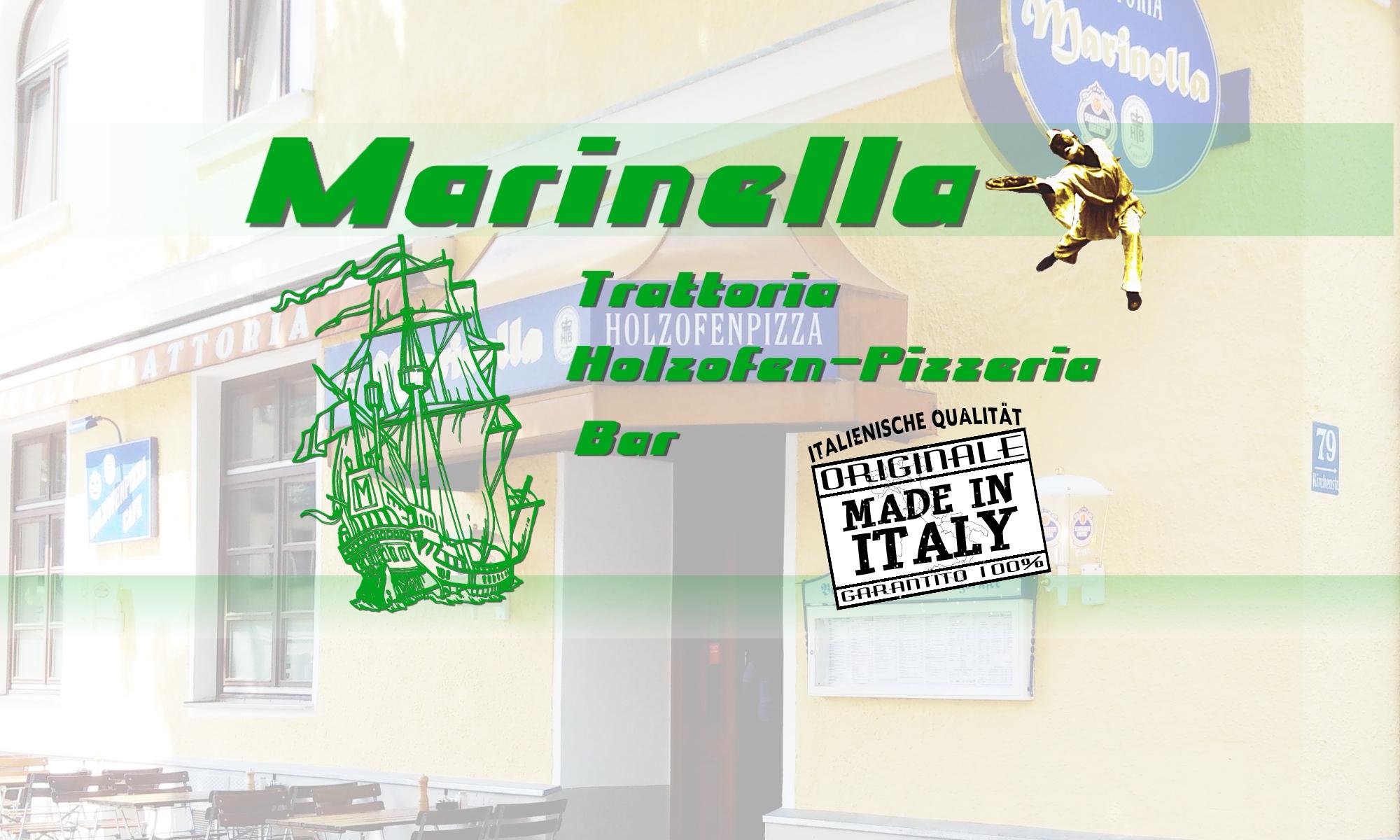 Marinella Trattoria Holzofen-Pizzeria